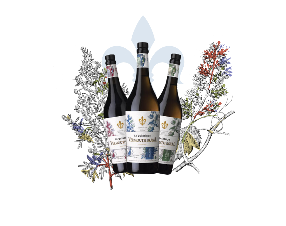 Expertise - La Quintinye Vermouth Royal Vermouth Royal