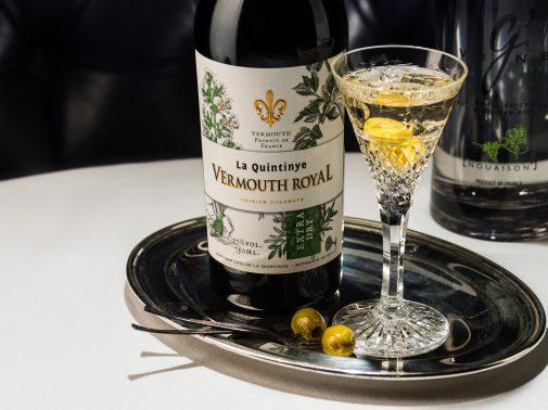 Royal Dry Martini